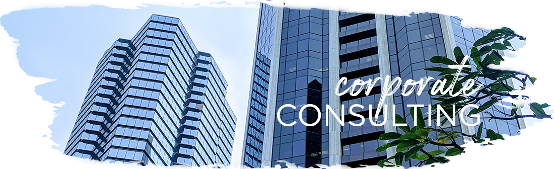Andrea Brock Healing corporate consulting cityscape