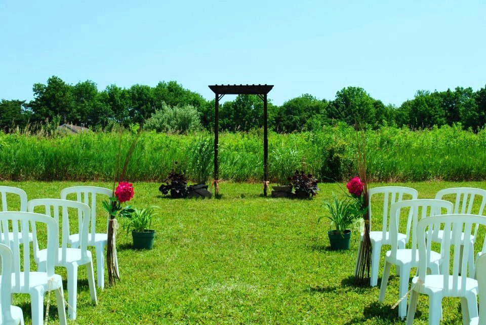Andrea_Brock_Healing customized ceremony setup