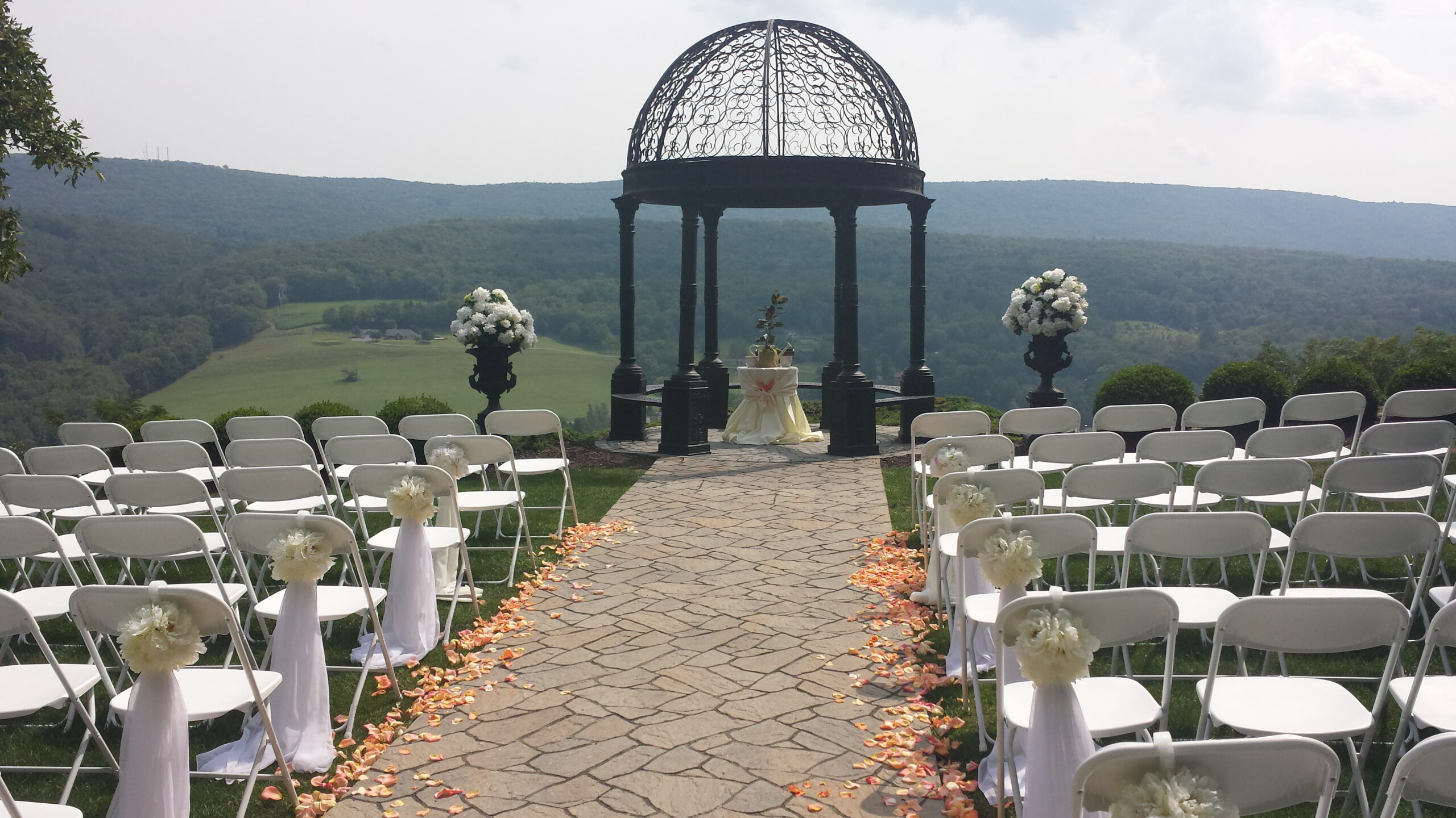 Andrea_Brock_Healing customized ceremony outdoor chairs mountaintop
