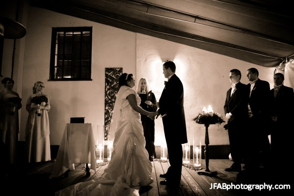 Andrea_Brock_Healing customized ceremony indoors black and white